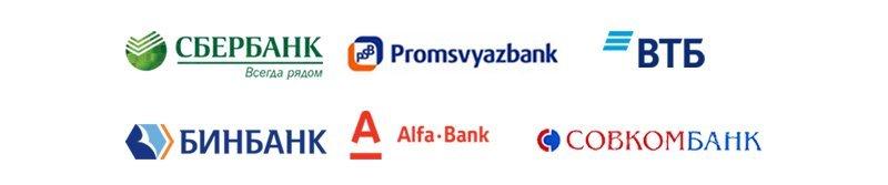 俄羅斯常見銀行