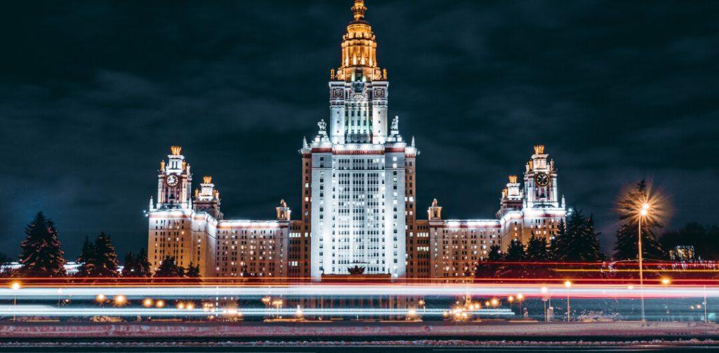 俄羅斯交通