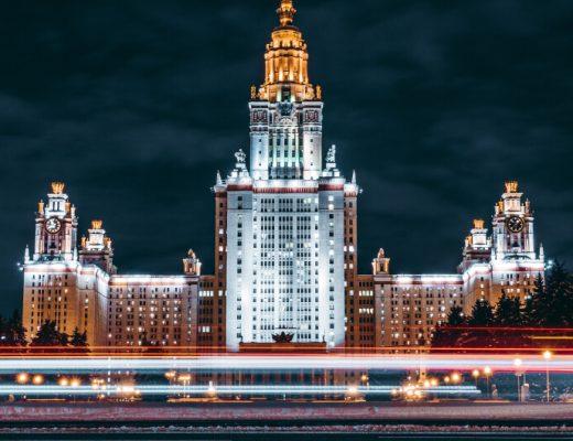 俄羅斯交通指南