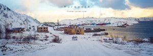摩爾曼斯克murmansk捷里別爾卡