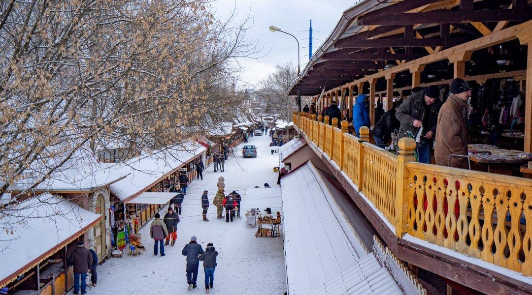 伊茲麥洛夫跳蚤市場izmailovsky market