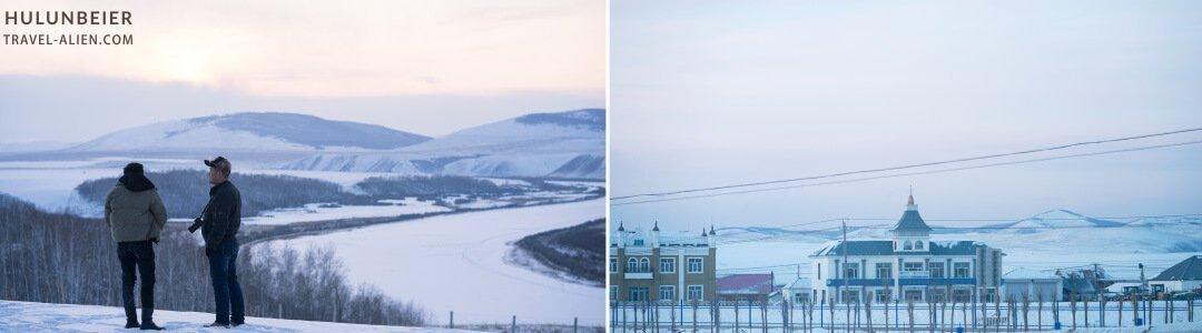 呼倫貝爾冬季旅遊