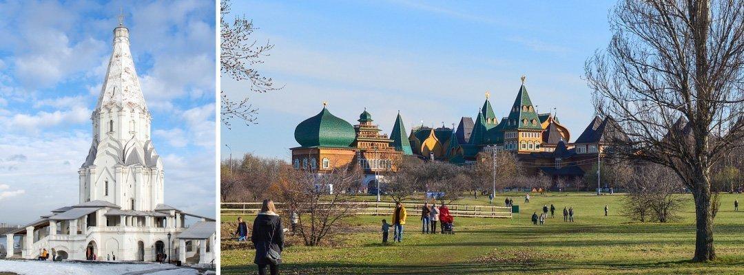 莫斯科旅遊景點科羅緬斯克