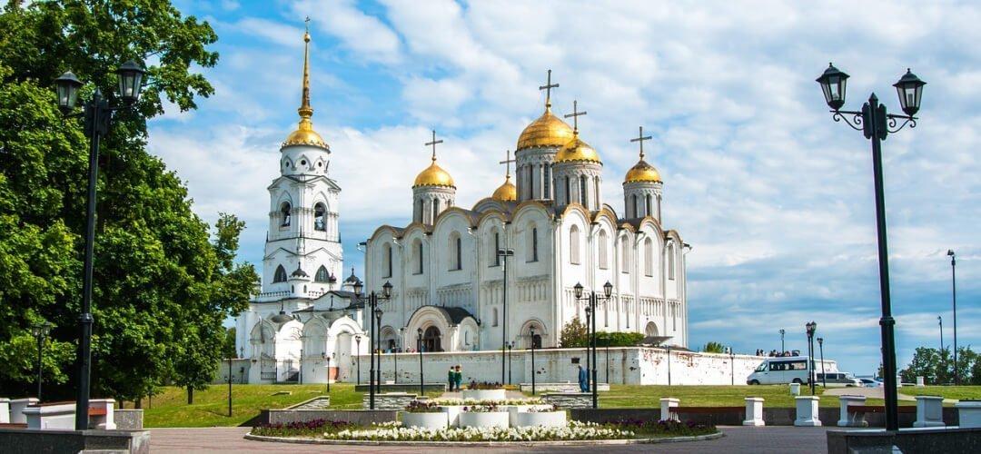 莫斯科旅遊景點弗拉基米爾Vladimir