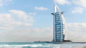 杜拜帆船飯店