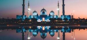 阿布達比旅遊景點阿布達比清真寺