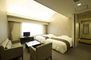 北海道旭川住宿Court-Hotel