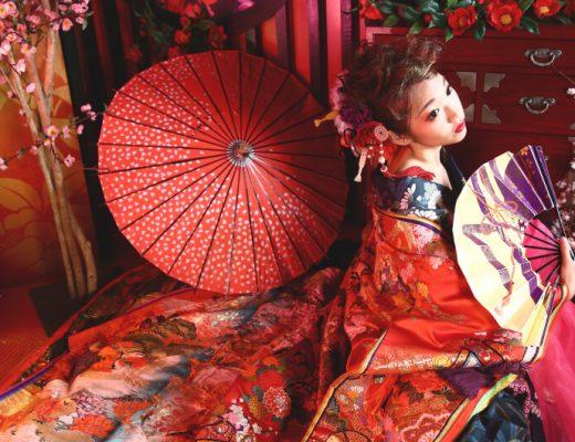 京都花魁體驗