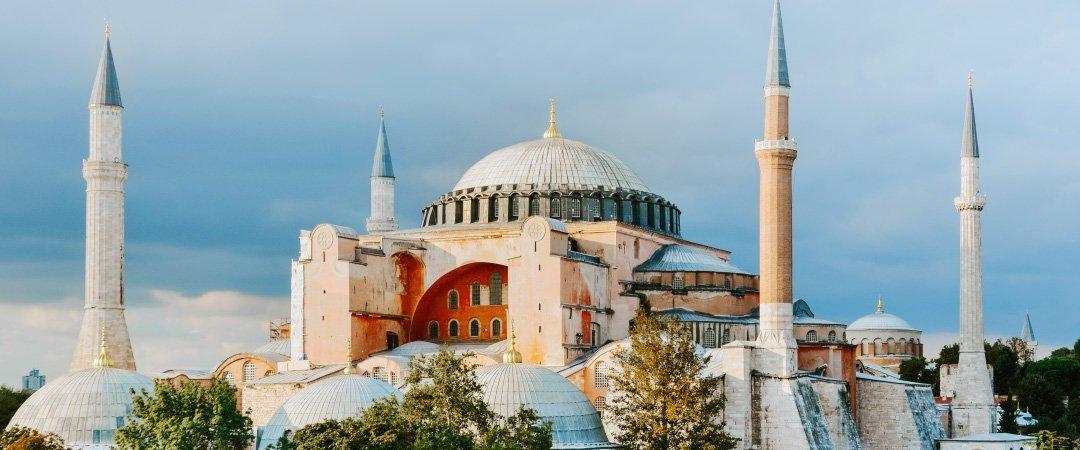 伊斯坦堡景點-聖索菲亞大教堂