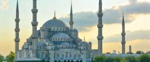 伊斯坦堡景點-藍色清真寺