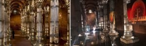 伊斯坦堡景點-地下水宮殿
