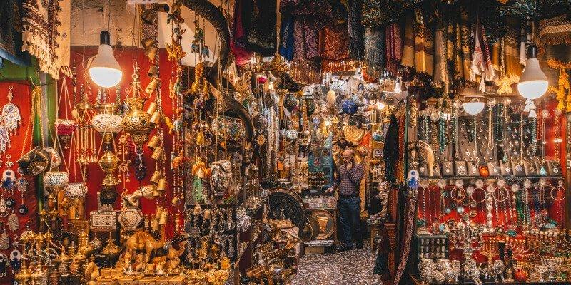 伊斯坦堡景點-大巴扎