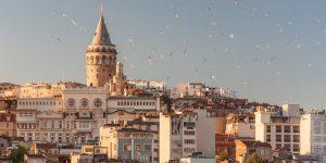伊斯坦堡景點-加拉達石塔