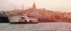 伊斯坦堡景點-博斯普鲁斯海峽遊船