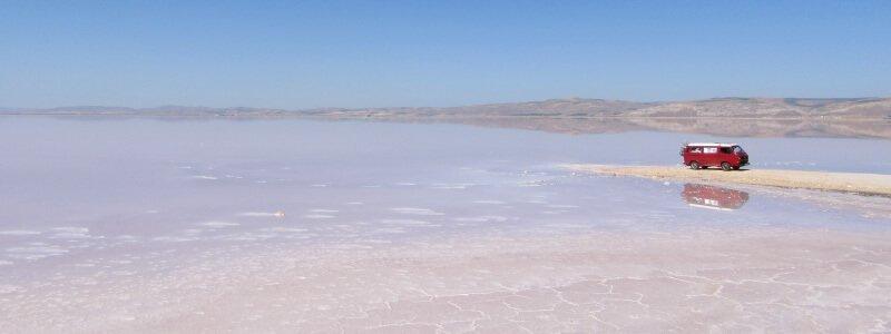 卡帕多奇亞圖茲湖