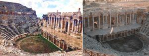 希拉波利斯古城 Hierapolis