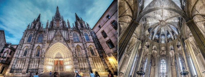 巴塞隆納主座教堂Catedral de Barcelona