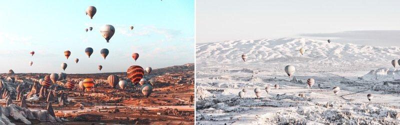 土耳其旅遊季節
