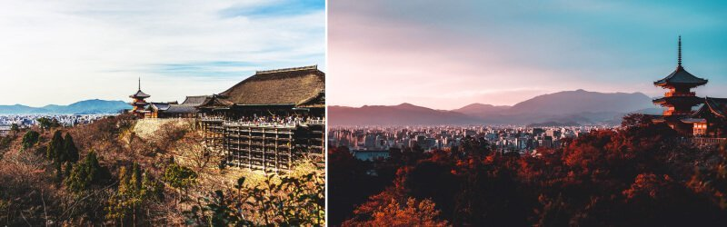 京都景點清水寺