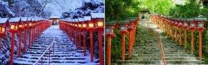京都景點貴船神社