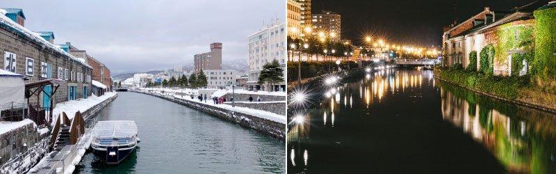 小樽運河遊船