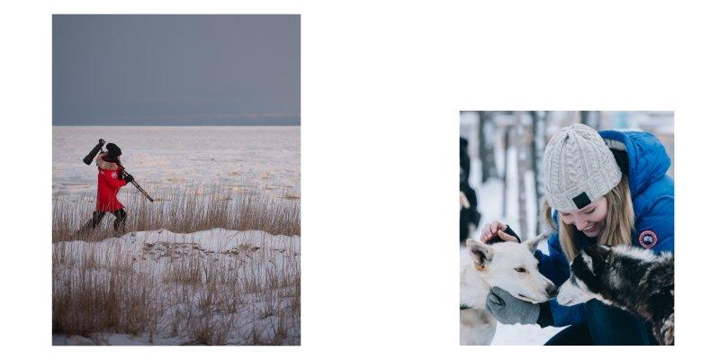 雪地外套品牌推薦Canada Goose